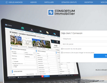 Consortium immobilier, une plateforme immobilière multi-services pour gérer votre agence immobilière